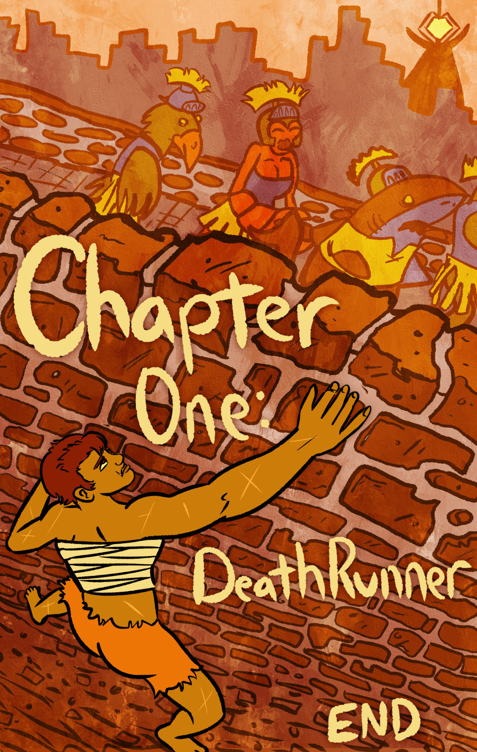 8/16/15 Chapter 1: Deathrunner End